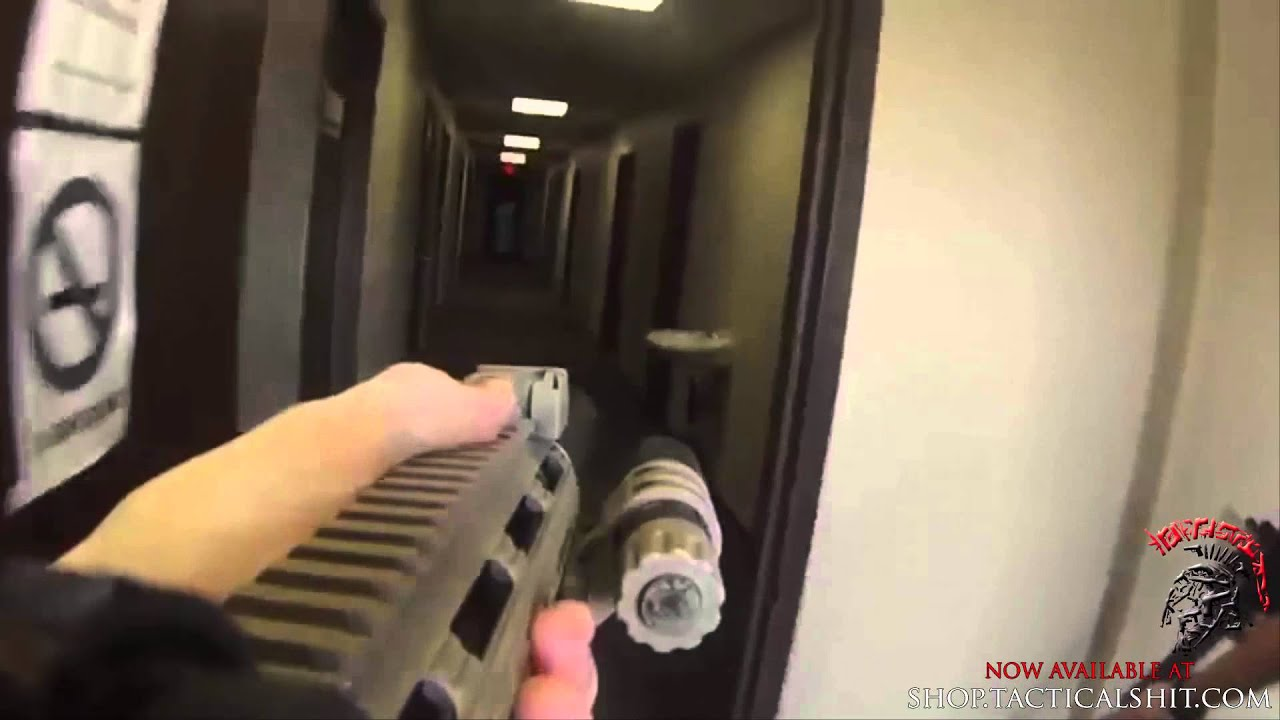 laser firearm training device