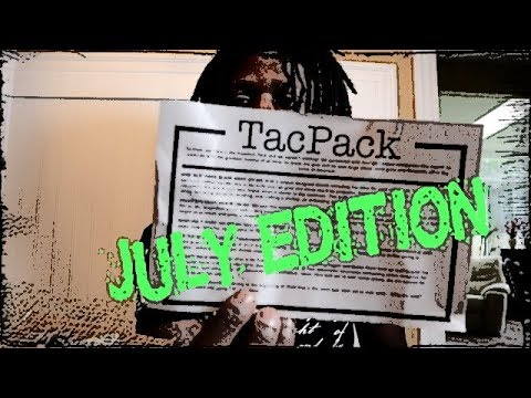 TAC PACK JULY EDITION!!