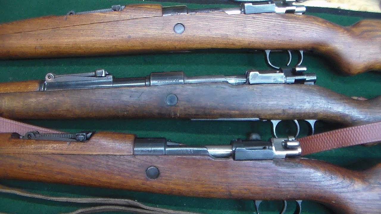Yugoslavian Mausers - An Introduction