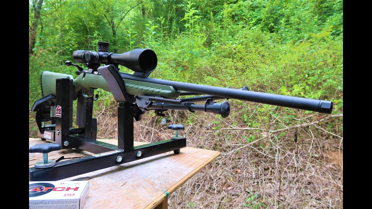 Ruger American 6.5 Creedmoor - Prepping for 1,000 yards