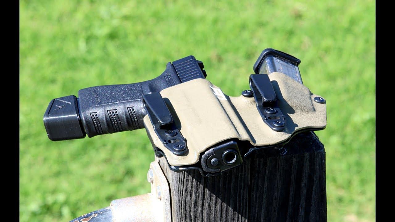 Fierce Defender Kydex Holster | The best holster for your money