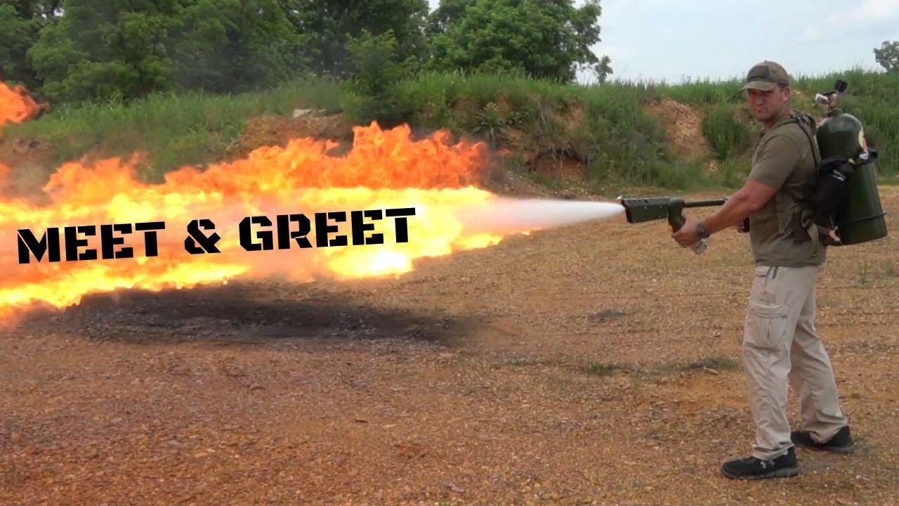 Meet & Greet Announcement
