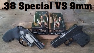 Short Barrels: 9mm VS .38 Special Ep.4- Speer Gold Dot