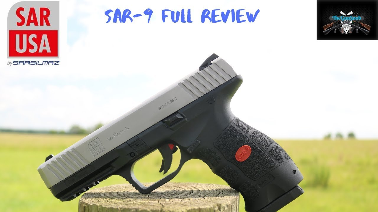 Review of the SAR-9 From SAR USA