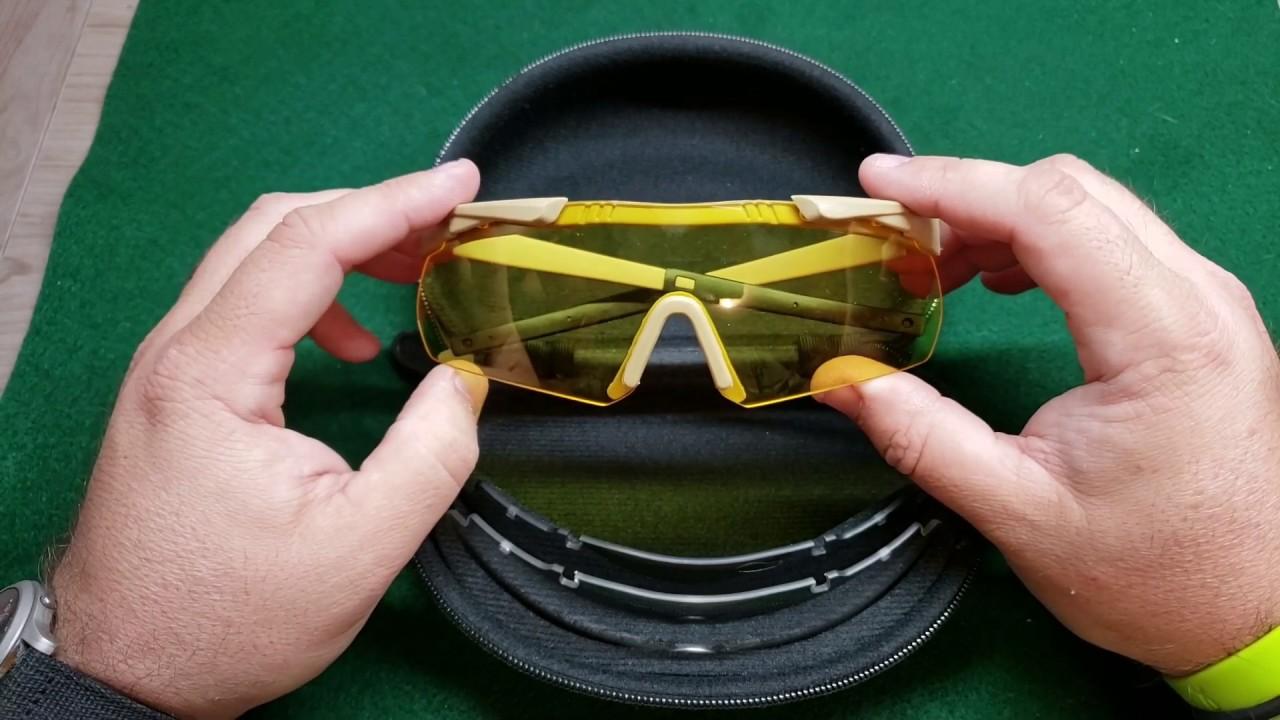 XAegis Tactical Eyewear First Impressions