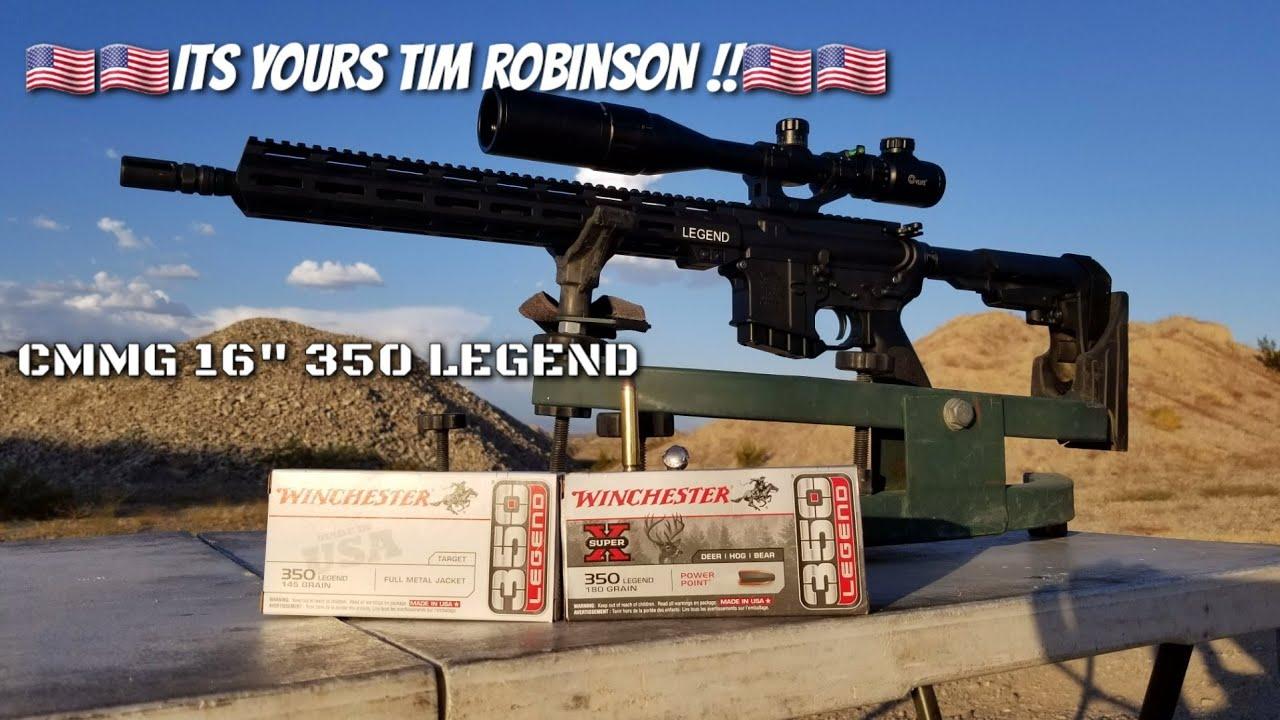 AR Upper 350 Legend CMMG 16