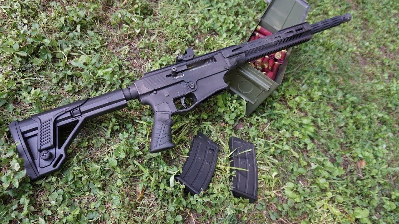 Escort DF12 - Hatsan Arms Company