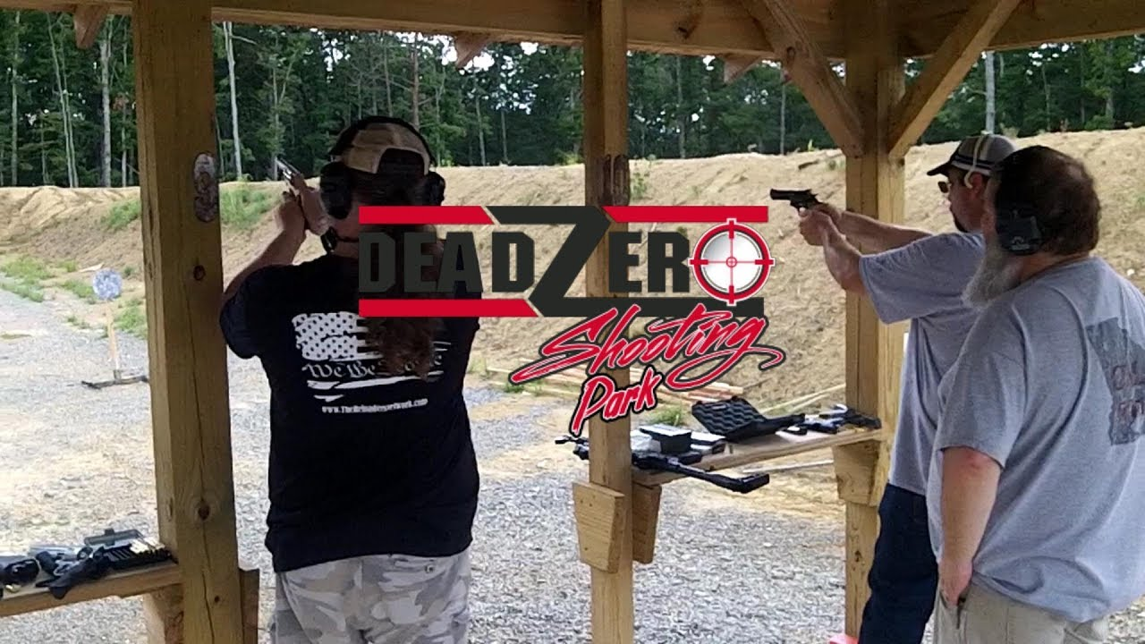 Dead Zero Shooting Park