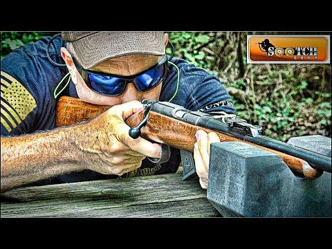 BRNO Model 2 Surplus 22 LR Rifle