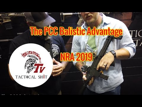 The Ballistic Advantage Angstadt Arms PCC Collaboration