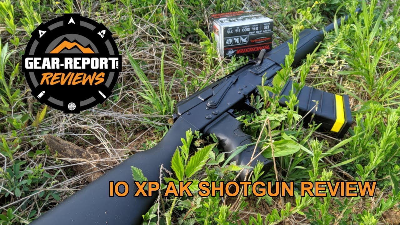 InterOrdnance I.O. Inc. XP AK Shotgun Review