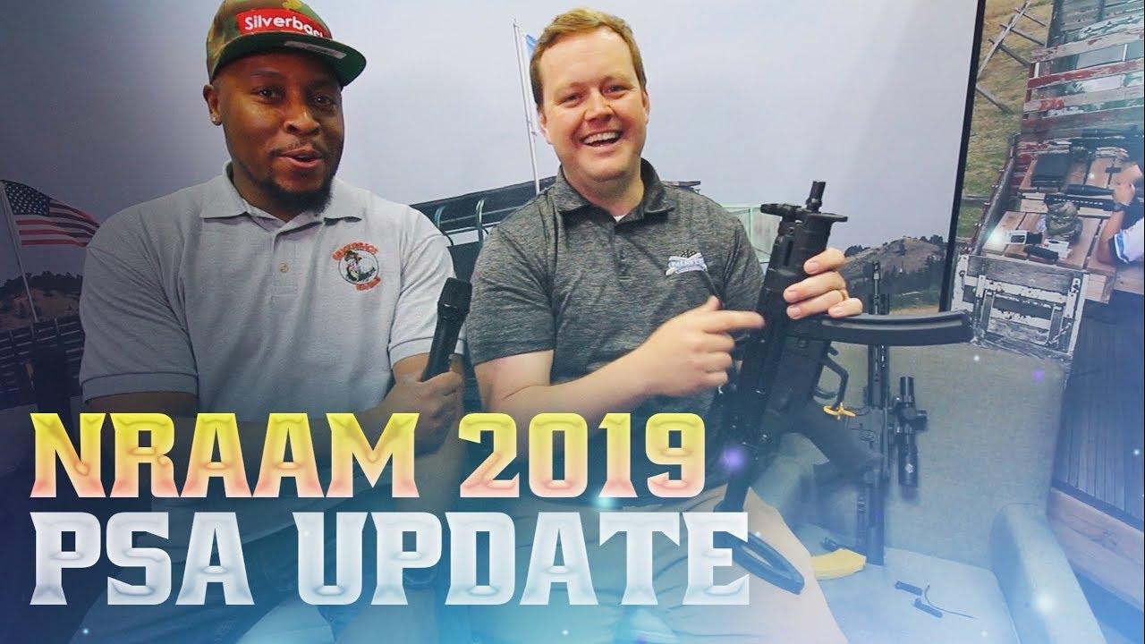 NRaam 2019 PSA Update
