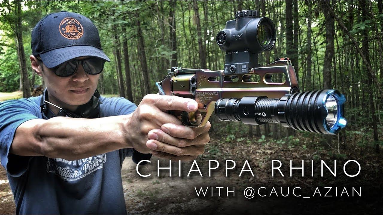 Chiappa Rhino Nebula