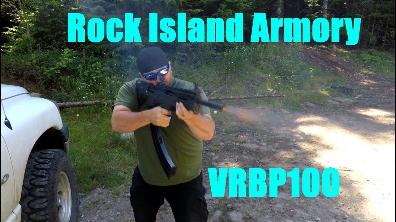RIA - Rock Island Armory VRBP100 12 gauge bullpup!
