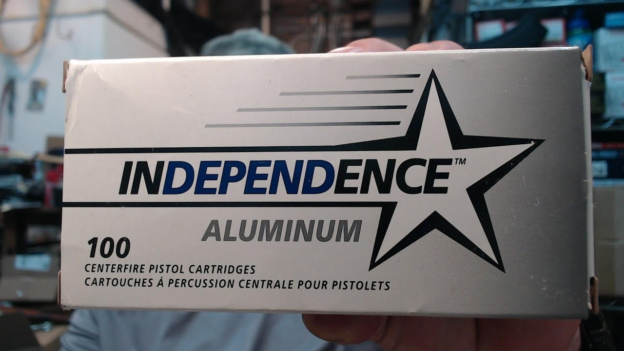 Taurus G2C 9mm Pistol Shooting : Independence Aluminum Case Ammo With 12 Rd OEM Mag