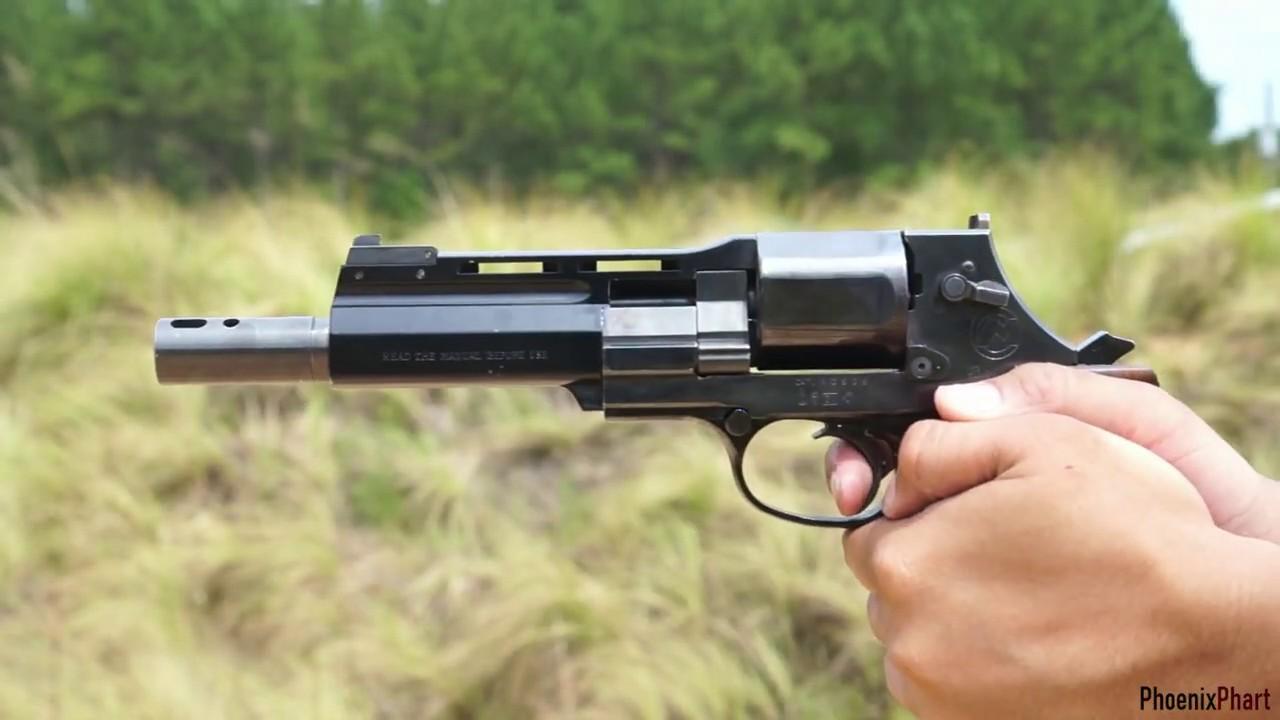 Mateba - 6 Unica - .357 Magnum