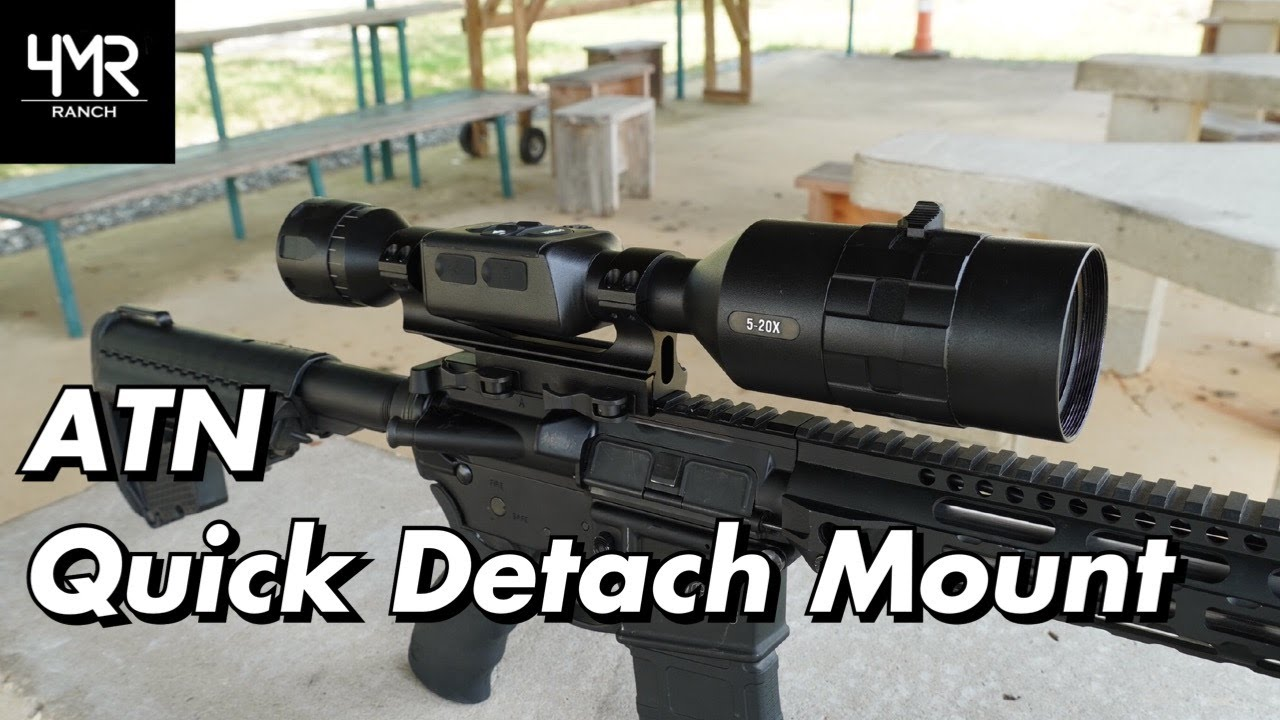 A QD Mount for Under $100 that WORKS?!