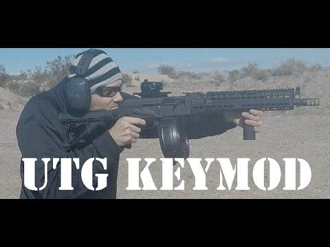 UTG AK47 Keymod installation