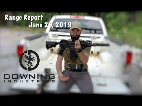 Range Report, 6-29-19