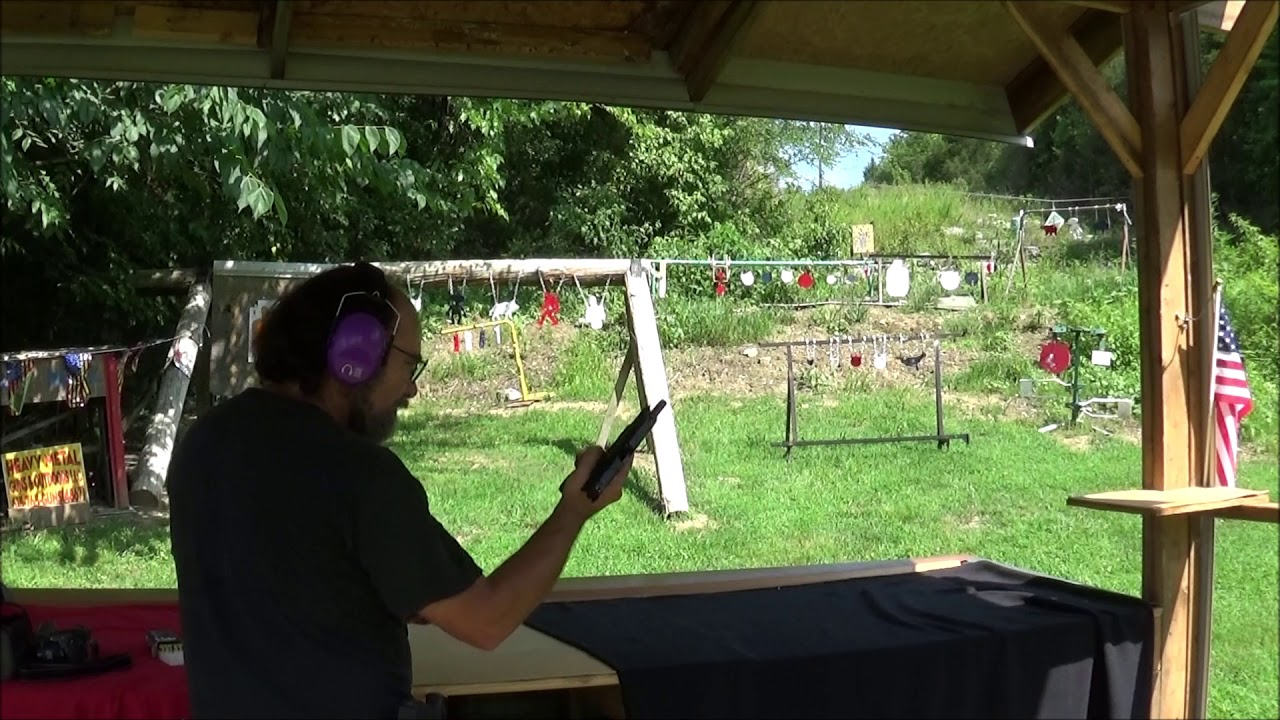 Pistol Shooting Drills Part 3 Speed