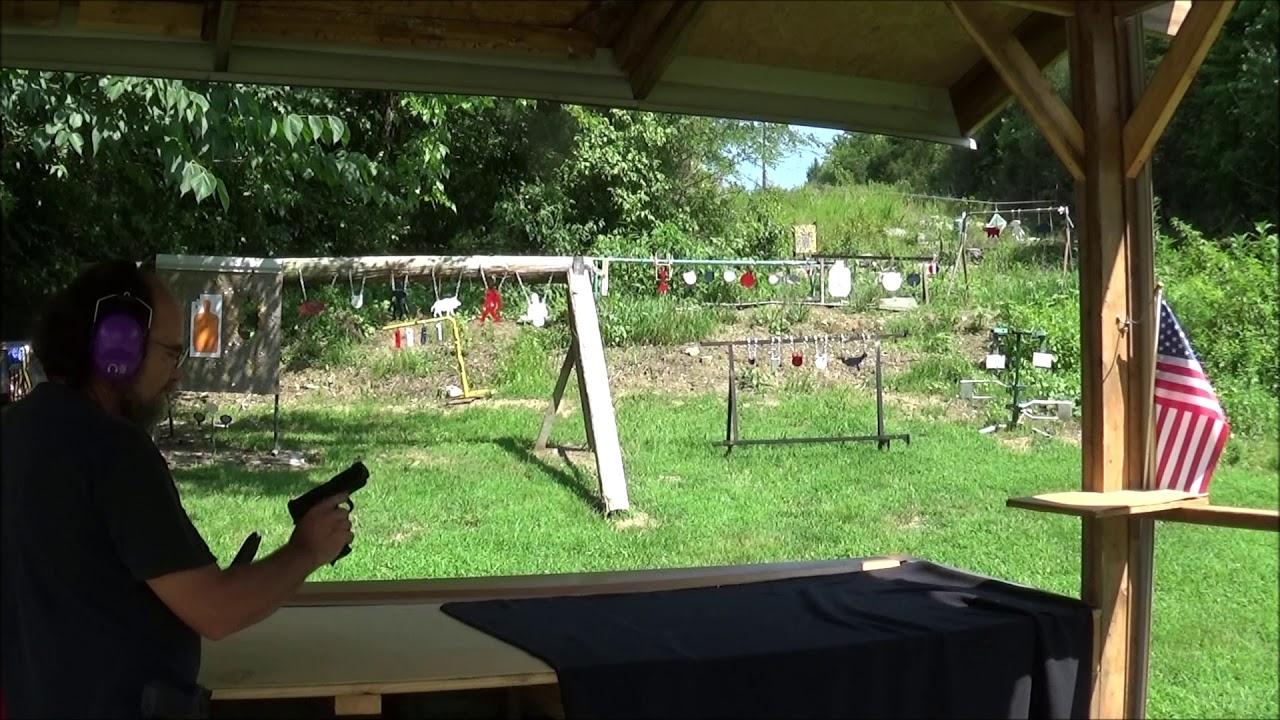 Pistol Shooting Drills Part 2 Transitions