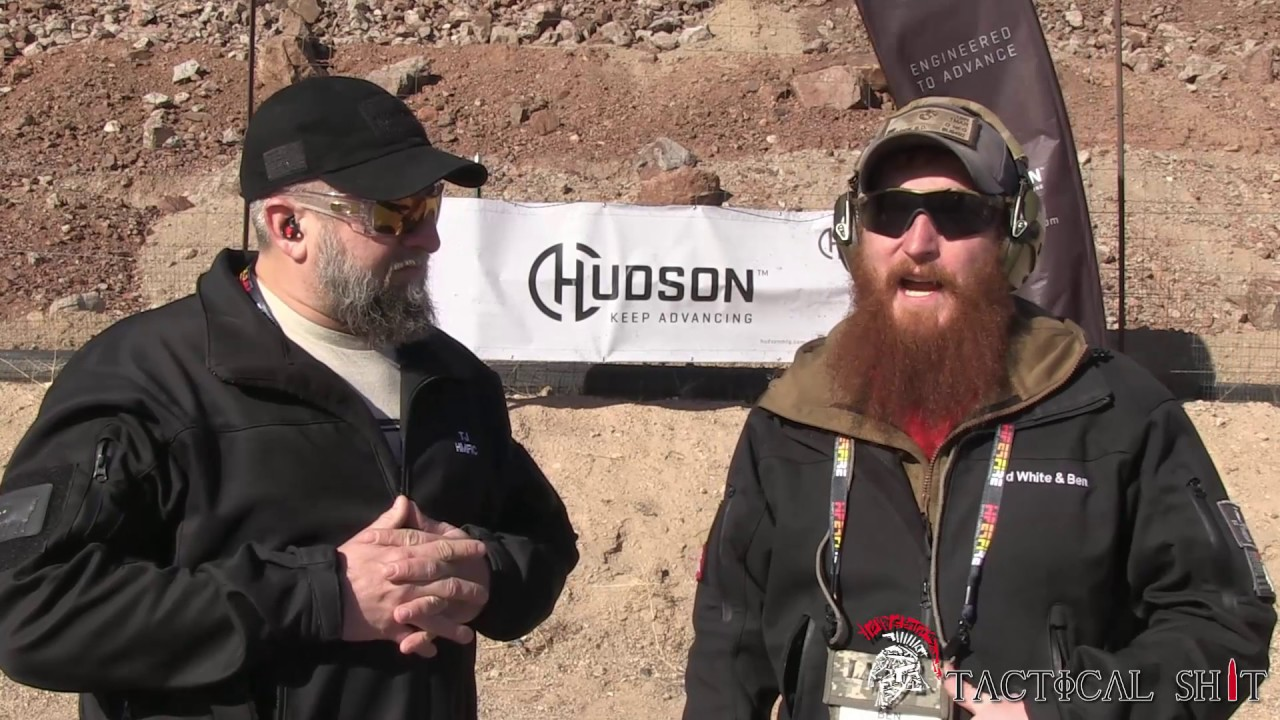 Range Day Shot Show 2017 at the Hudson booth