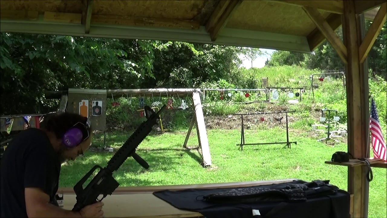 Rifle Shooting Drills Part 2 Transitions
