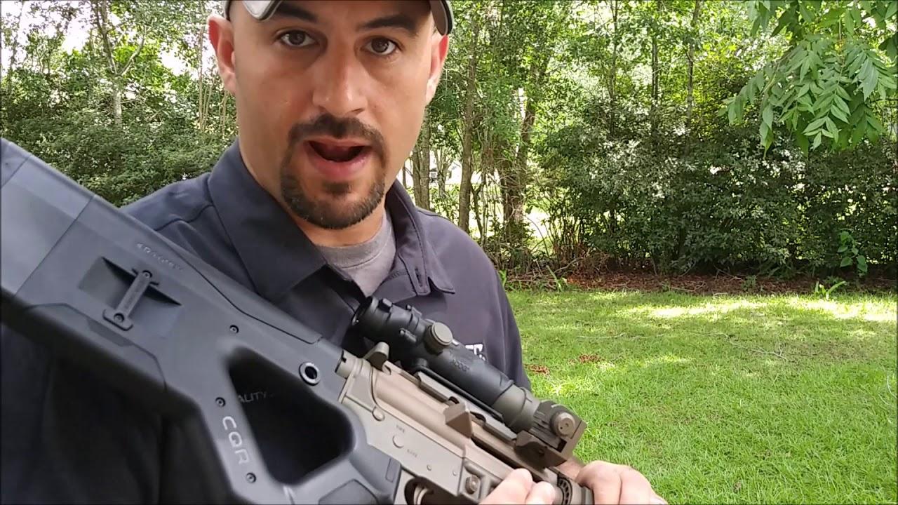 How to Clear an MSR or AR15