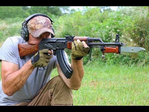 NEW, Polish AK47 30rd Magazines with Blued Finish!