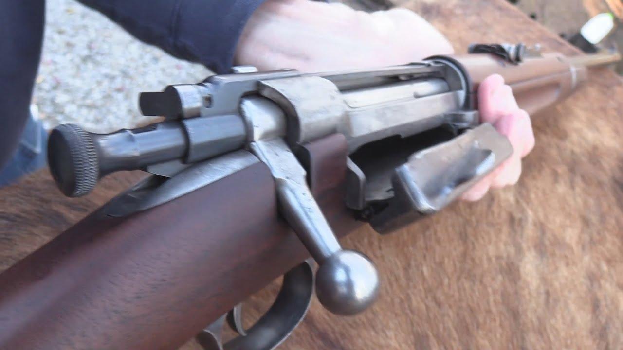 Krag Carbine Chapter 2