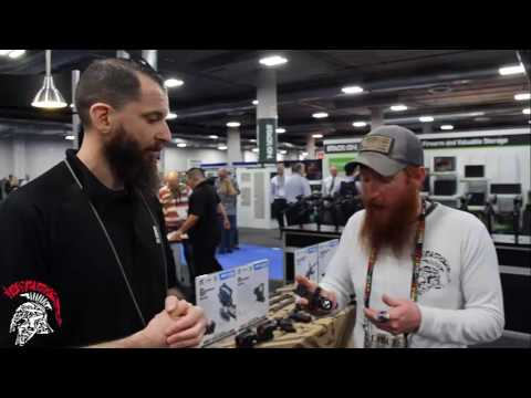 NcStar booth shot show 2017