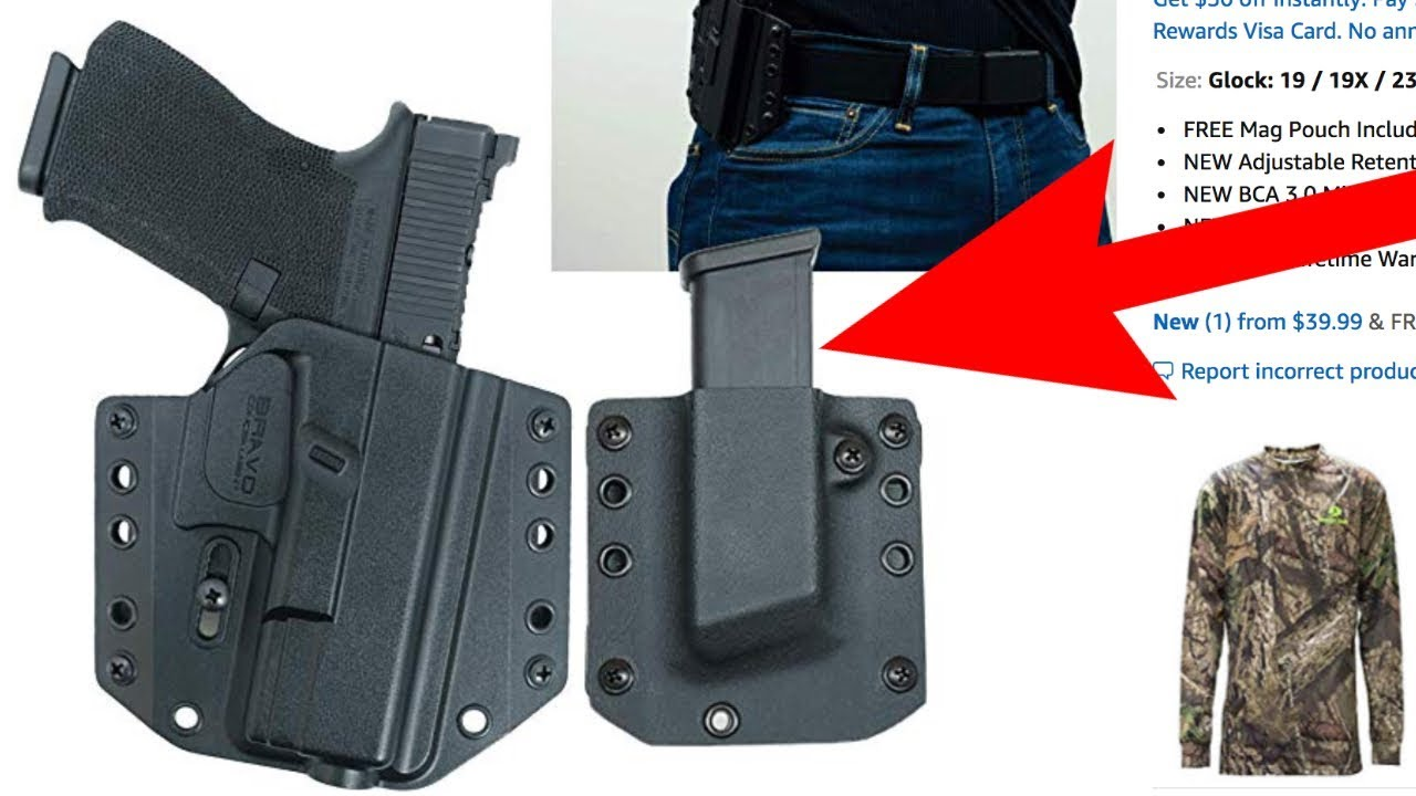 This Holster is Stupid Cheap!