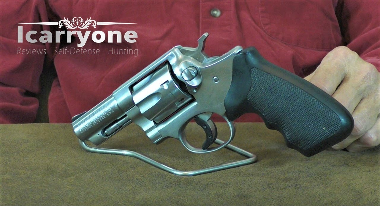 Ruger Police Service Six - .357 Magnum
