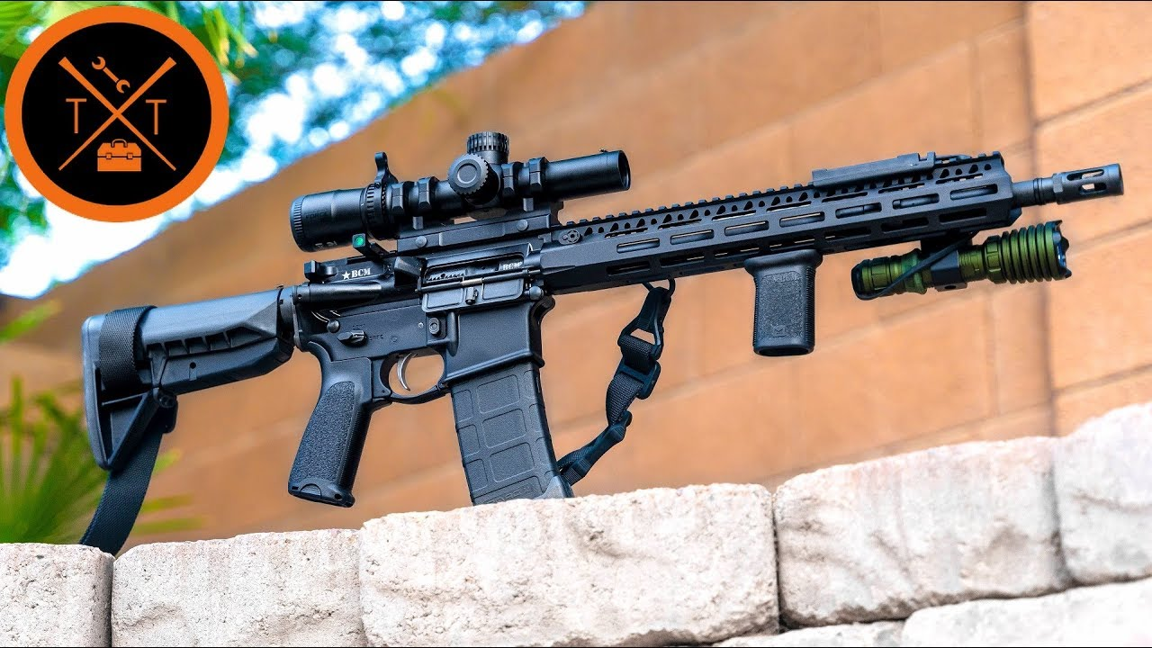This Navy SEAL AR-15 Setup is Finally Finished....(w/Build List)