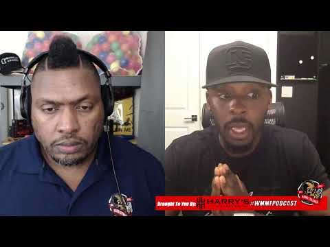 Podcast #411 Colion Noir Speaks Out LIVE Hank Strange WMMF Podcast