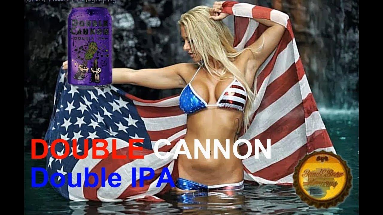 DOUBLE CANNON Double IPA