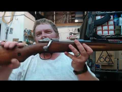 CZ VZ 24 Czech Romanian Contract 8mm Mauser Project : Budget Rifle Restoration