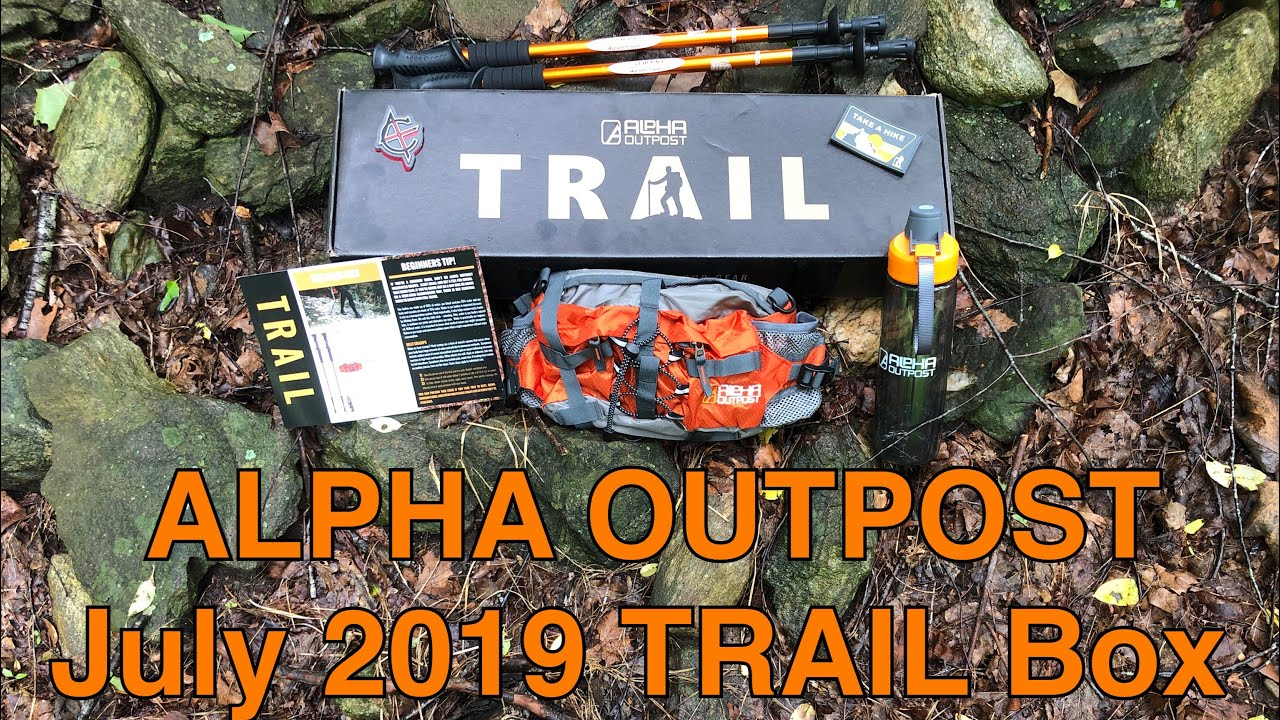 Alpha Outpost TRAIL July 2019