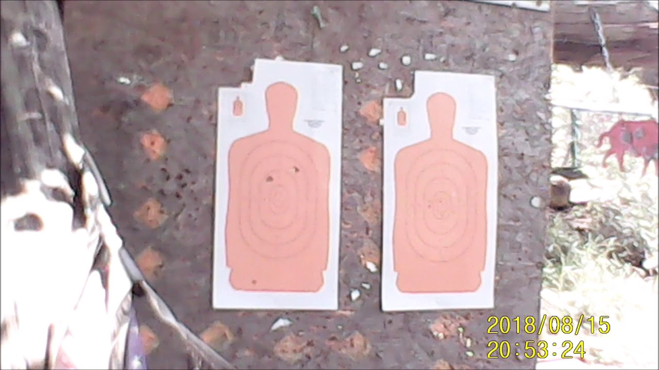 Remington RP45 VS S&W M&P M2 0 45