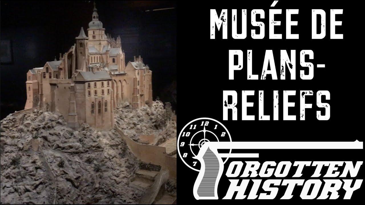 Forgotten History: Musée de Plans-Reliefs (Paris)