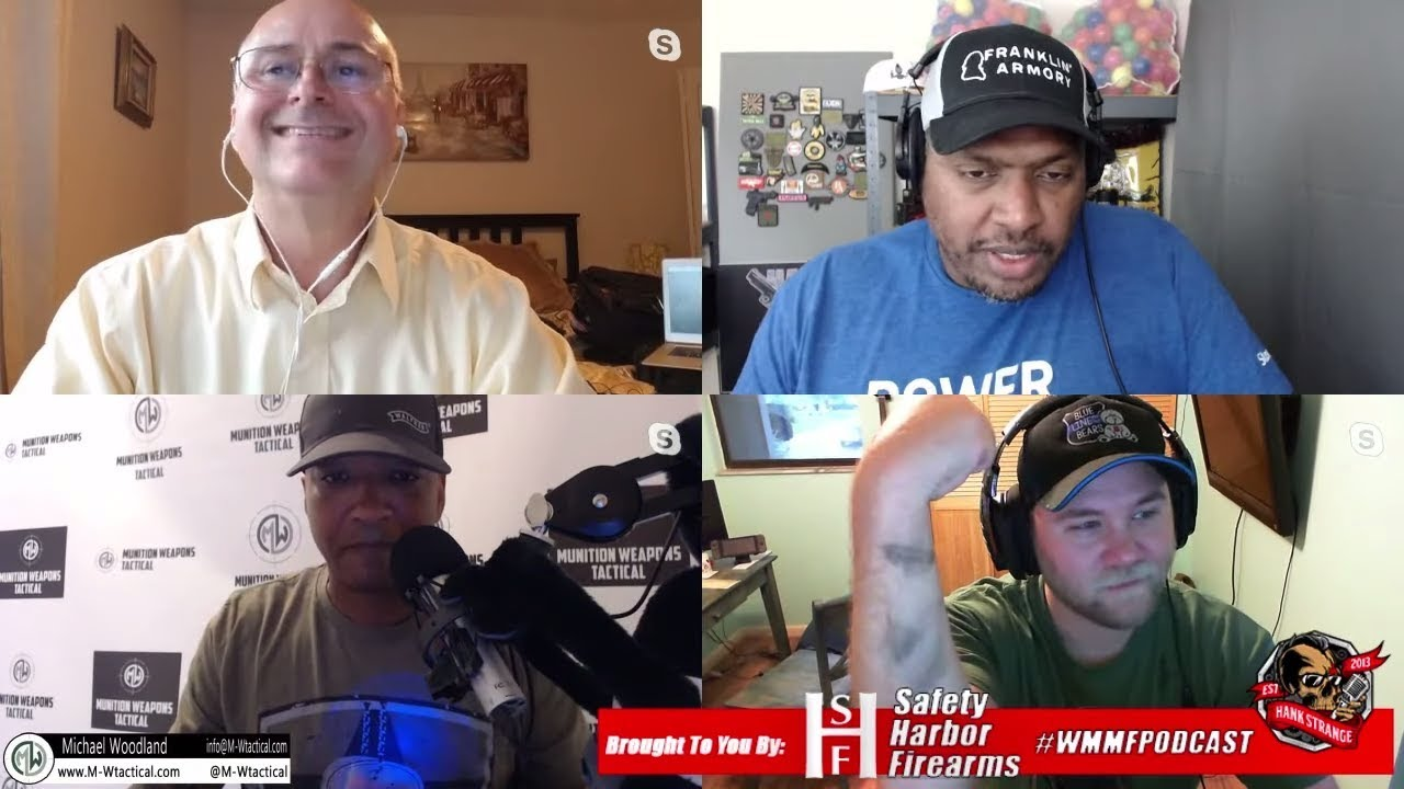 Podcast #410 NRA: Losing Millions in Big Donor Support! Hank Strange WMMF Podcast