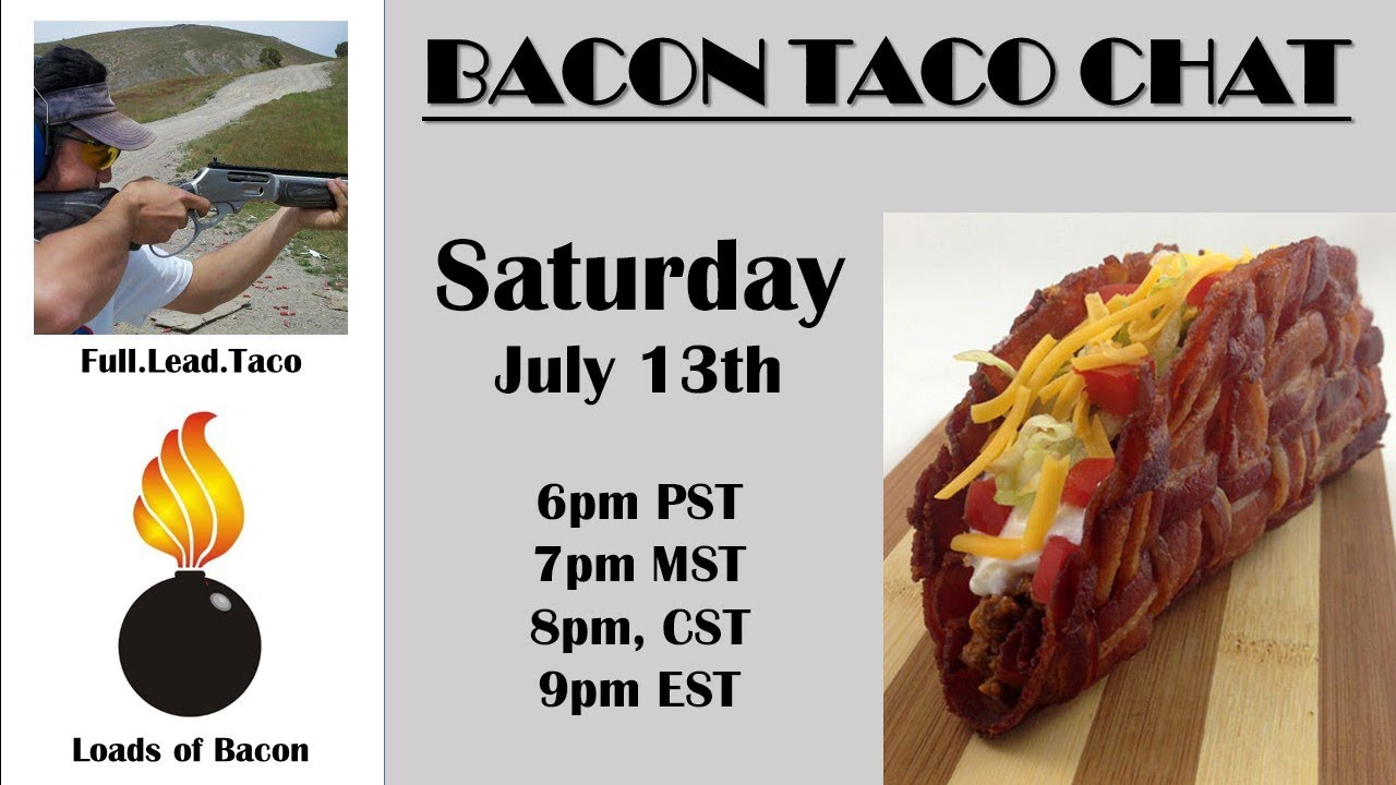 Bacon Taco Live Chat - Harmful Content?
