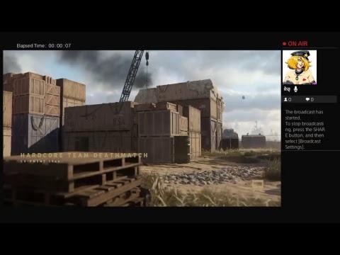 brokentapedeck's Lager PS4 Broadcast