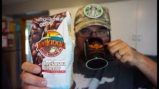Leelanau Cherry Flavored Coffee Taste Test!