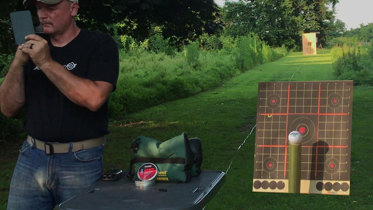 Be A Man, Shoot Off Hand Airgun Depot Long Ranger Challenge