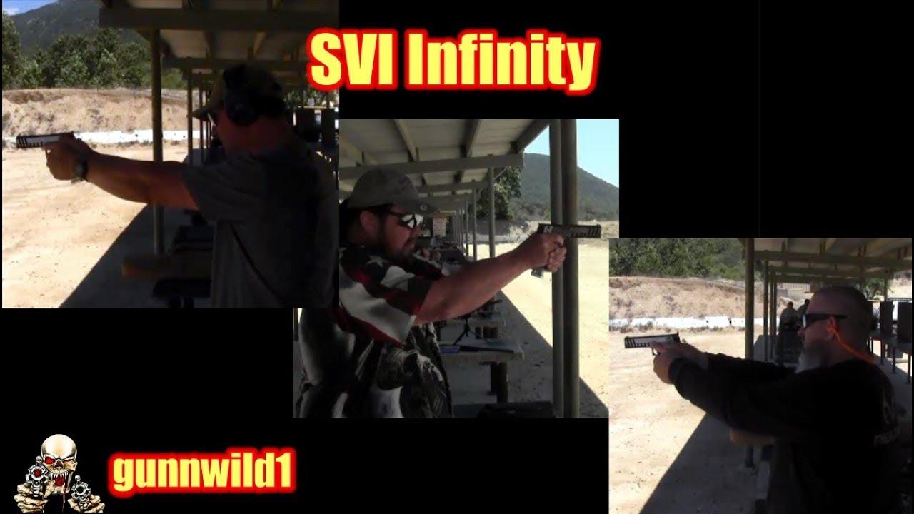 Shooting the SVI Infinity