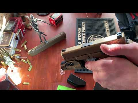 800 round test/review of streamlight 800 lumen TLR-1 HL. Is it the brightest bulb in the pack?