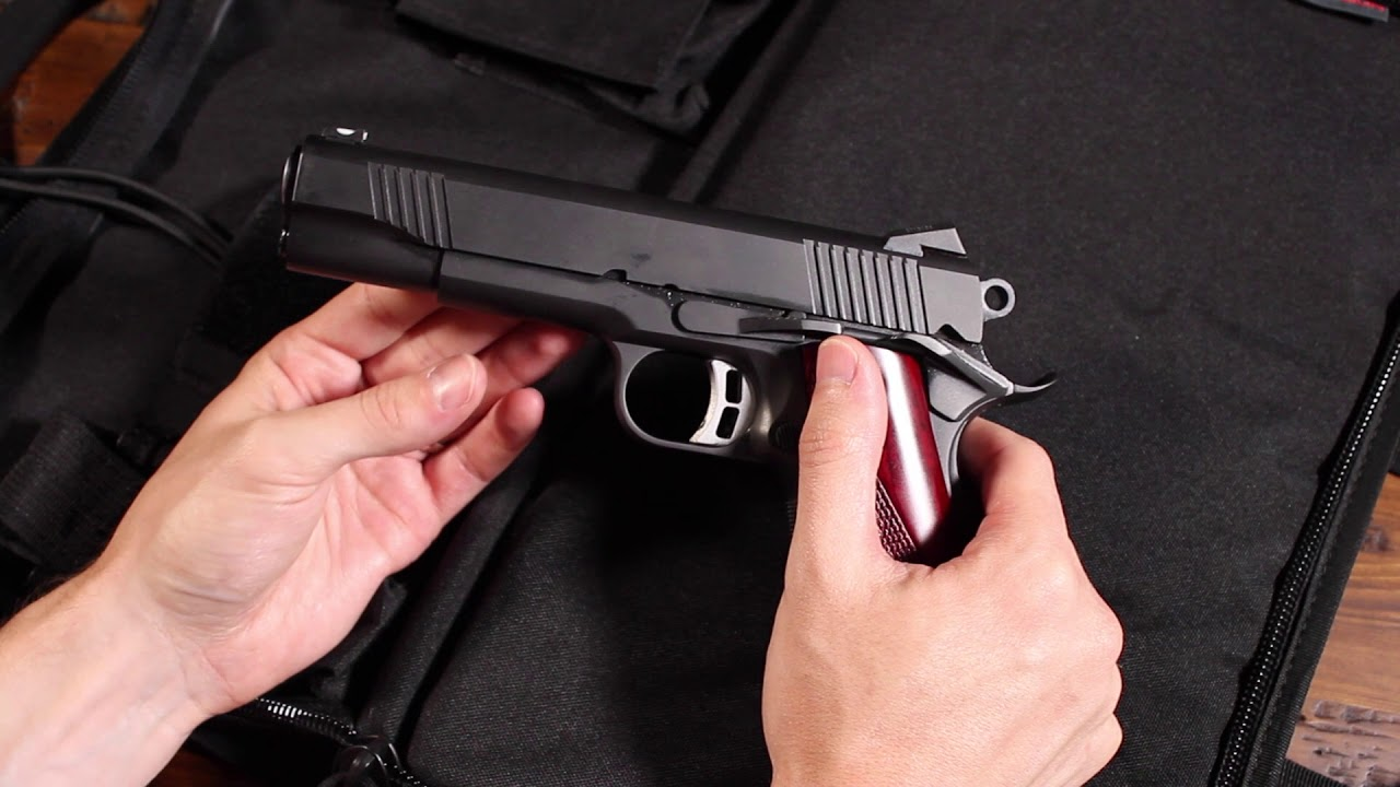 Fusion Firearms Freedom Series 1911: Best Affordable 1911 or Potential Bust?