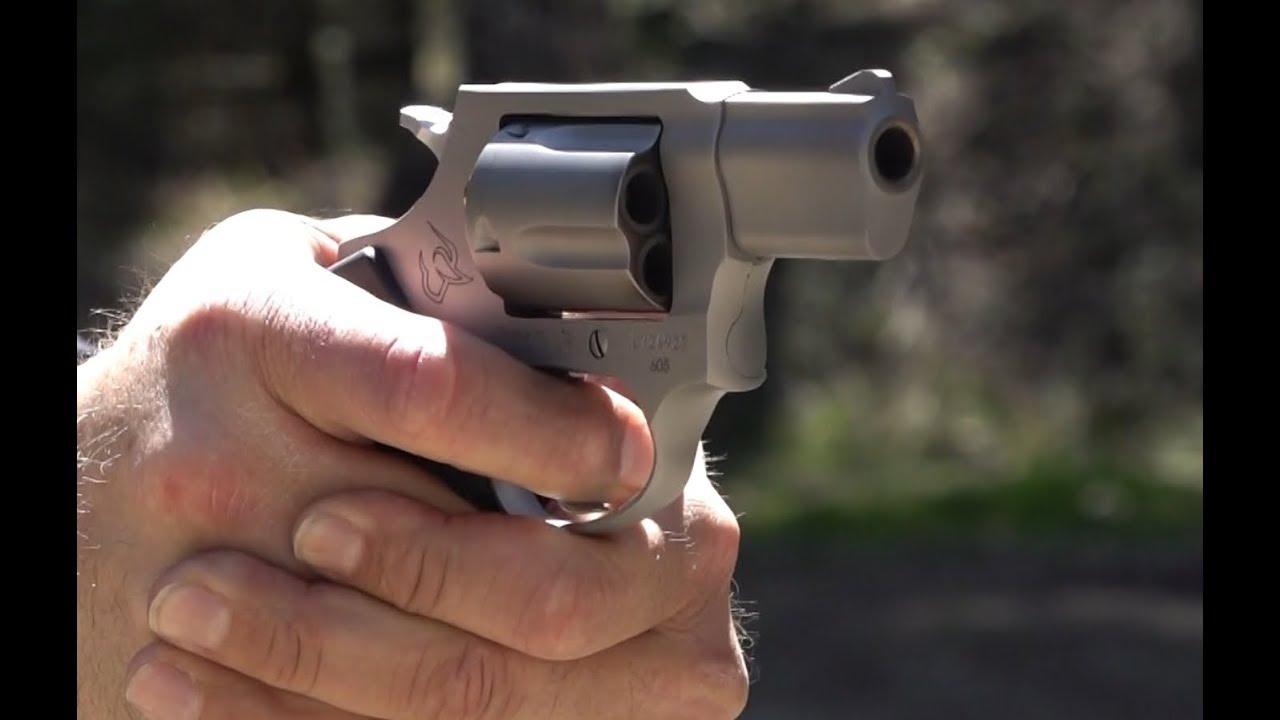 Taurus 605 .357 Magnum Revolver Review