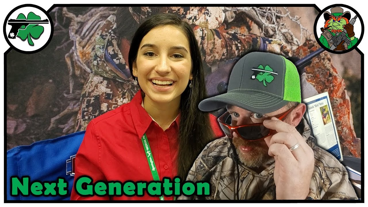 Bella Farias Youth Shooting Sports Ambassador - Next Generation Podcast